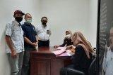 Berkas korupsi anggaran lampu jalan Labuhan Lalar KSB dilimpahkan ke kejaksaan