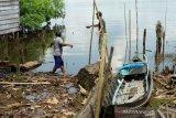 Cegah warga diserang buaya, desa ini siapkan 120 tandon air