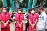 Polisi tangkap tiga penambang emas ilegal bersenpi di Kapuas