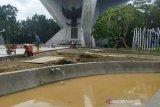 Penataan kawasan wisata Monpera  Palembang capai 95 persen