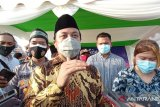 GP Ansor dan Aice Group bagikan 250 ribu masker medis di Sulsel