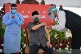 Wapres  Ma'ruf Amin tidak rasakan efek setelah divaksin COVID-19