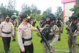 Polda NTT kirim 100 personel ke Papua bantu atasi kelompok Kriminal bersenjata