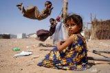 Koalisi pimpinan Saudi hancurkan pesawat nirawak Houthi