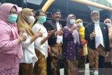 Hari terakhir menjabat, Wali Kota Surakarta dilepas ratusan ASN