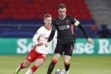 Liga Champions - Henderson bersyukur Liverpool tak kebobolan pada leg pertama kontra Leipzig