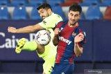 Liga Spanyol - Atletico Madrid hanya raih satu poin dari markas Levante