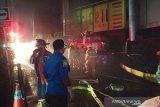 Area lantai dasar Bandung Electronic Center terbakar