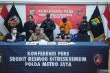 Polisi Metro Jaya tangkap pencuri bermodus