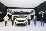 Honda merilis tiga mobil sekaligus, CR-V, Odyssey dan Brio Urbanite