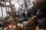 Ritual Keagamaan Tantulak Ambun Rutas Matei Dayak Ngaju