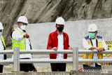 Presiden Jokowi atensi relokasi rumah terdampak pembangunan Bendungan Tapin