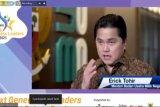 Menteri BUMN Erick Thohir Apresiasi IYBLA 2021