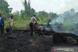 Presiden Jokowi tegaskan sanksi pencopotan pejabat bila tidak atasi karhutla