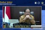 Menteri ATR/BPN sebut UU Cipta Kerja atur pemanfaatan ruang bawah tanah