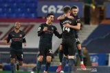 Manchester City terus menang taklukkan Everton dengan skor 3-1