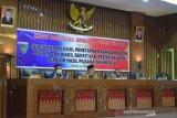 DPRD Pesisir Selatan gelar paripurna penetapan calon bupati dan wakil bupati terpilih
