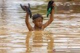 Banjir Susulan Sungai Cikaranggelam