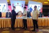 KPU Manado Tetapkan dan Sahkan Andrei Angouw-dr.Richard Sualang Wali Kota-Wakil Wali Kota Terpilih