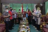 Pemkab Pringsewu terima kunjungand PT Telkom Lampung