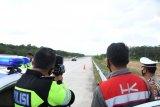 HK dan PJR Polda Lampung kordinasikan penggunaan