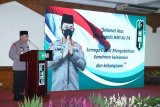 Hadiri Dies Natalis HMI, Kapolri: Persatuan penting melawan pandemi