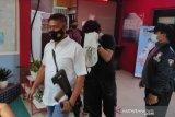 6 napi narkoba eks pegawai Lapas Riau dipindahkan ke Nusakambangan