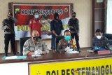 Perampas semprotkan air cabai ke mata korban di Temanggung diringkus