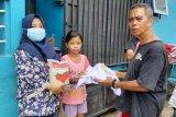 Ikateka Undip salurkan bantuan kepada korban banjir Semarang