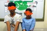 Polisi tangkap seorang remaja putri bersama rekan diduga edarkan sabu