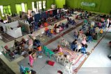 513 korban banjir Kudus masih bertahan di pengungsian