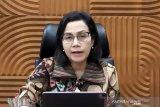 Sri Mulyani: Pendapatan negara Januari 2021 terkontraksi  4,8 persen