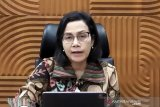 Menkeu Sri Mulyani: Pendapatan negara Januari 2021 terkontraksi 4,8 persen
