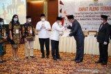 Sugianto-Edy ditetapkan sebagai paslon terpilih pemenang Pilkada Kalteng 2020