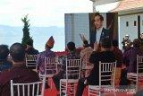 Presiden Joko Widodo meresmikan kampanye Beli Kreatif Danau Toba