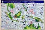 BMKG prediksi curah hujan lebat di sejumlah wilayah Indonesia dalam sepekan