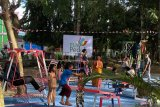 PLN resmikan Taman Bermain Firdaus di Pinrang