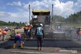 Pembangunan lintasan sirkuit Mandalika mencapai 58 persen