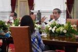 Presiden Jokowi: PPKM skala mikro lebih efektif tekan kasus COVID-19