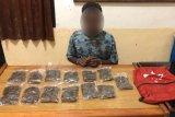 Polda Papua tangkap remaja 14 tahun terkait ganja di Pasar Youtefa