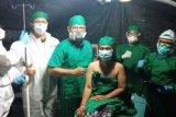 RSL TNI tangani 2.089 pasien pascagempa Sulbar