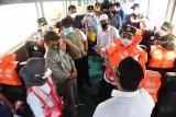 Menhub tinjau lokasi pembangunan Pelabuhan Tanjung Carat