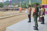 Gubernur Nurdin Abdullah puji penanganan prokes COVID-19 Enrekang cegah klaster baru
