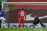 Liverpool ditundukkan Everton 0-2