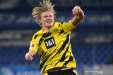 Marco Reus sebut Erling Haaland seperti mesin untuk Dortmund