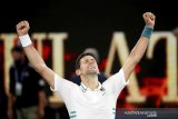Novak Djokovic semakin cinta Rod Laver usai raih trofi  kesembilan