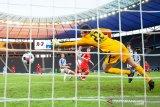Leipzig memangkas jarak dengan Bayern berkat kemenangan di markas Hertha