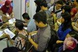 Angka pengangguran terbuka di Bandarlampung naik 1,64 persen