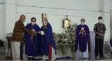 Uskup Rolly resmikan Paroki Sta Teresa dari Kalkuta Manado
