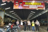 Pasar Buah Tanjungsari 77 Surabaya terpilih menjadi Pasar Tangguh Semeru